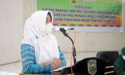 Forum Peningkatan Konsumsi Ikan Nasional (Forikan) Kabupaten Siak bekerjasama dengan PT BSP berpartisipasi untuk menekan angka stunting di kabupaten Siak. Salah satunya dengan menggencarkan kampanye makan ikan.