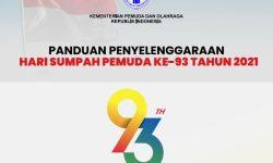 Panduan Penyelenggaraan Hari Sumpah Pemuda Ke-93 Tahun 2021